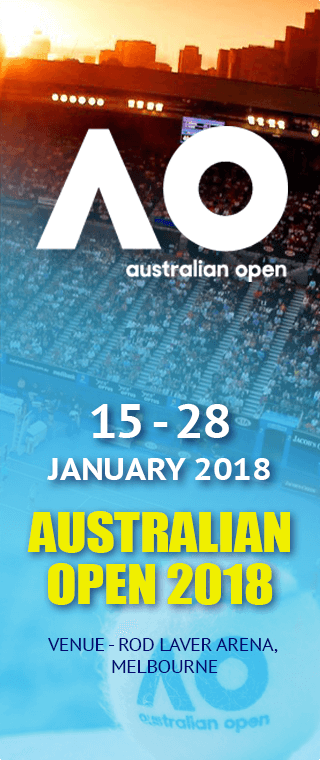 Australian open 2018 tennis at its finest make a bet now australian open 2018 stopboris Images